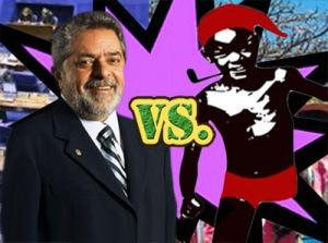 Políticos vs. Criaturas Lendárias