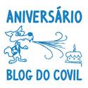 Aniversário do Blog do Covil